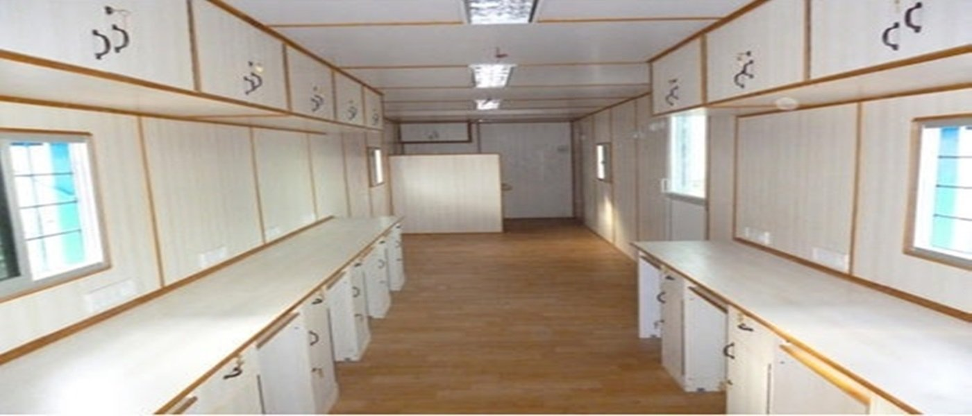 portable office cabins price