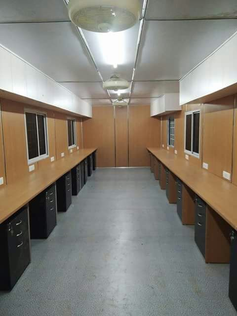 prefabricated office manufacturers