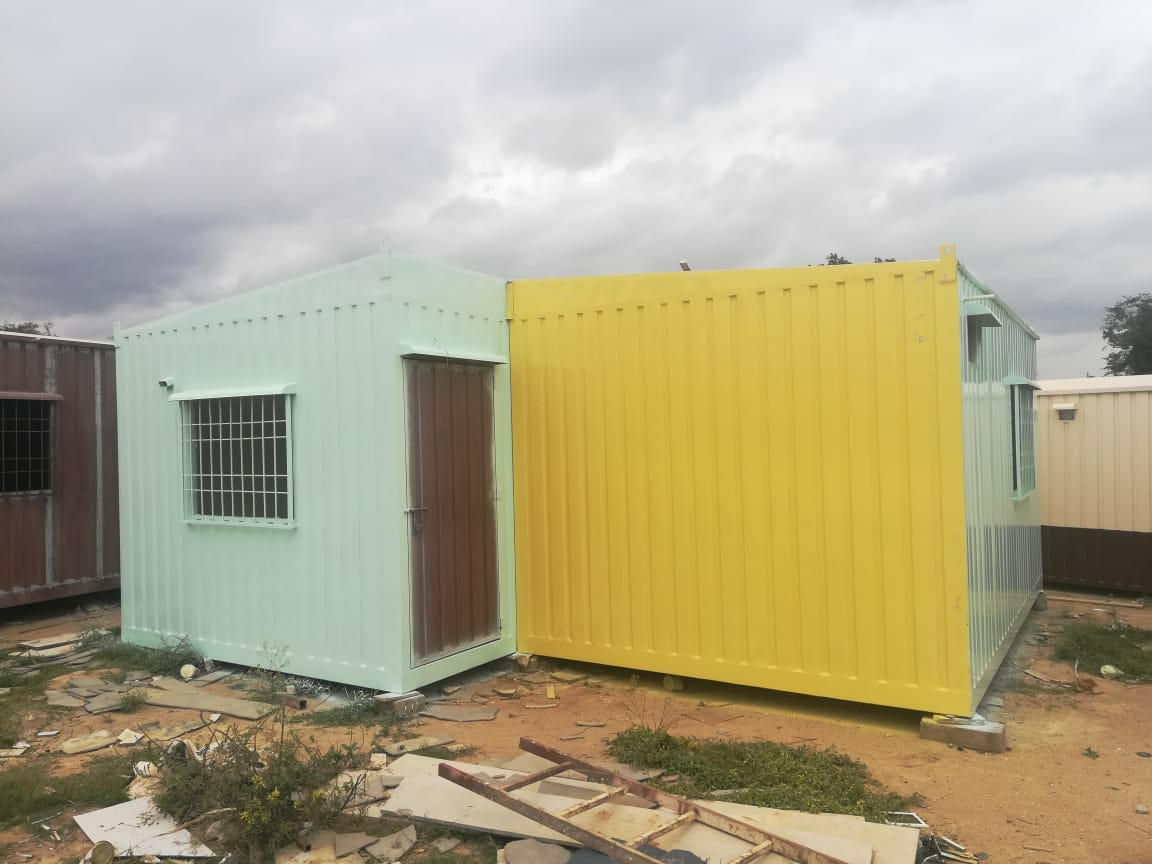 Porta Cabins in Bangalore
