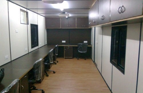 prefabricated office price