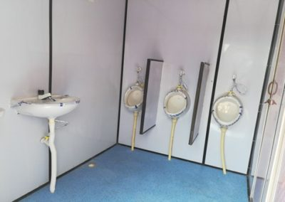 toilet interior urinal