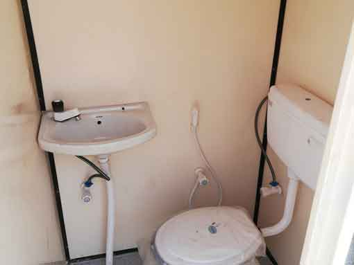 mobile toilets in bangalore for rent