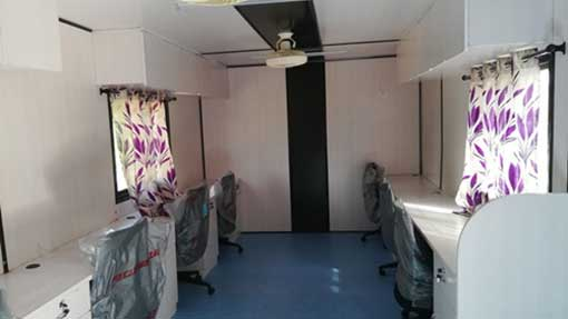 office cabins in Bangalore