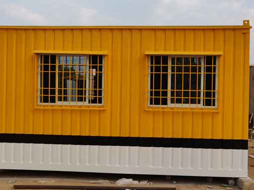 Porta cabin on rent