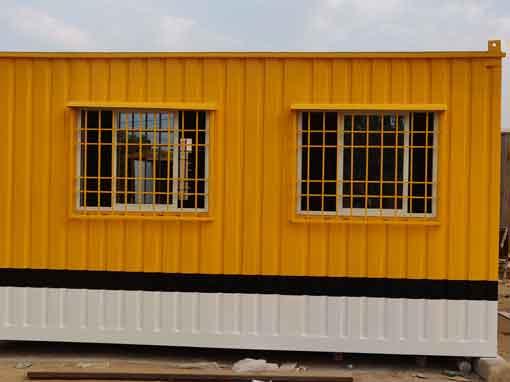 Porta cabin on rent