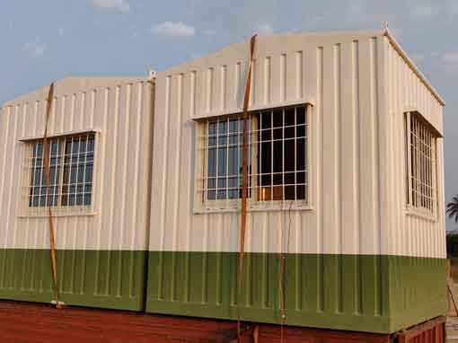 portable bunkhouse manufactures india
