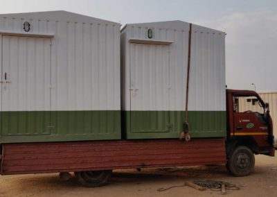 mobile home suppliers in India