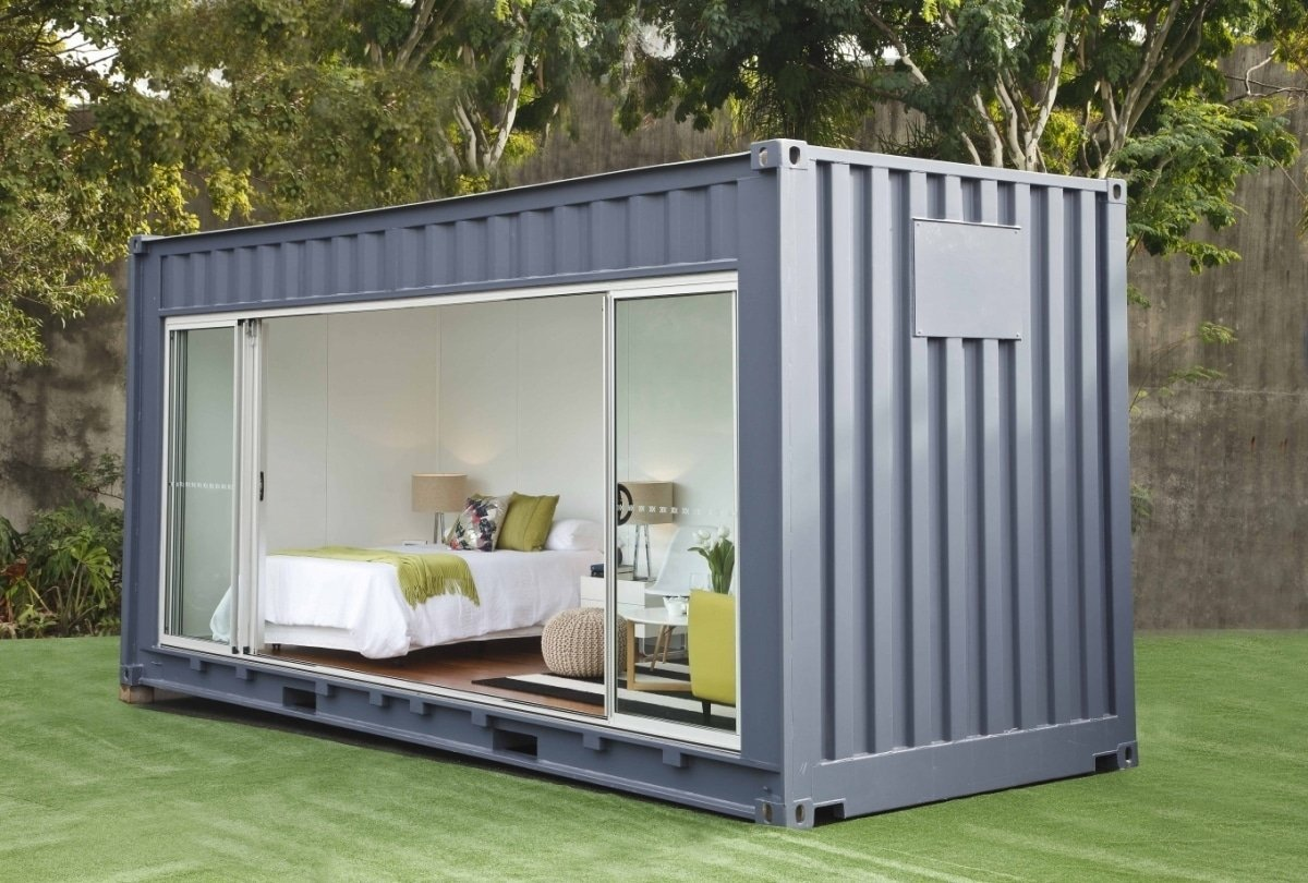 shipping container house manufacturer