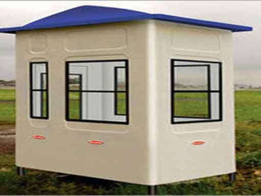 guard cabin manufacturer