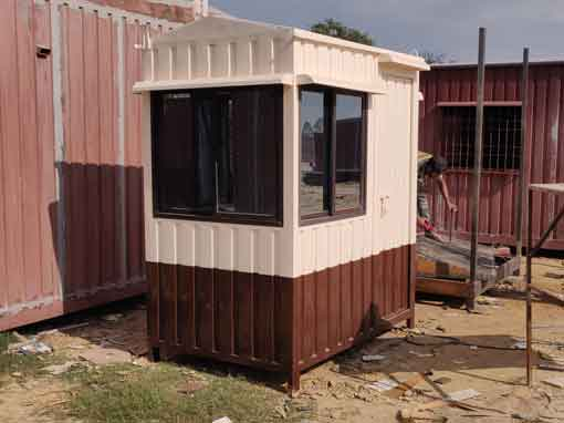 guard cabin for sale in Bangalore