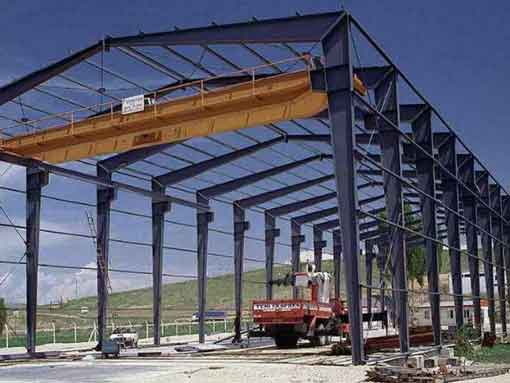 industrial Shed Manufacturer in India