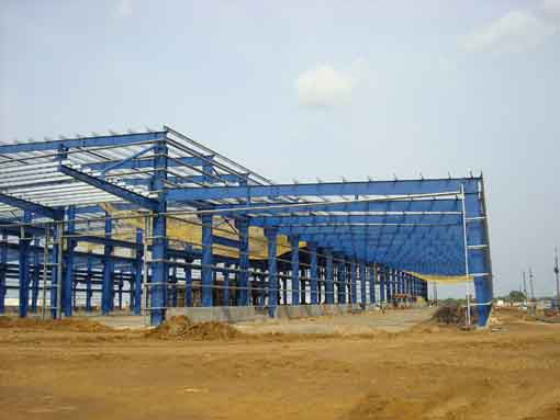 industrial Shed Manufacturer in Bangalore