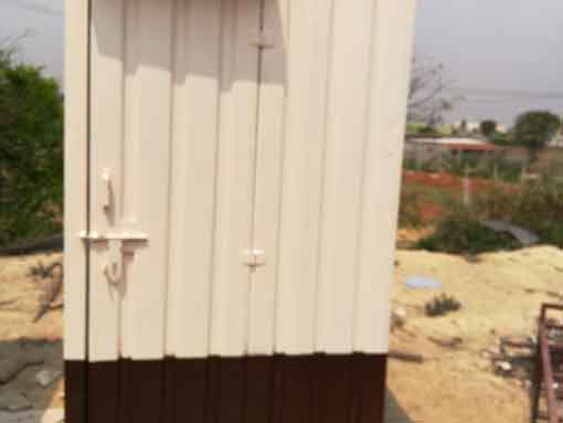 mobile toilets in Bangalore