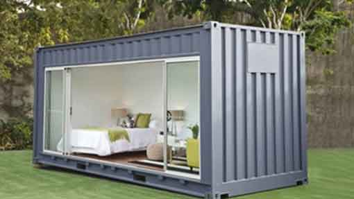 Portable Homes in India