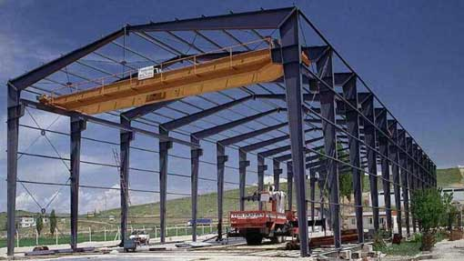 Pre engineered buildings in India