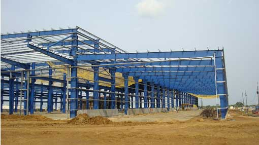 Pre engineered buildings in Bangalore