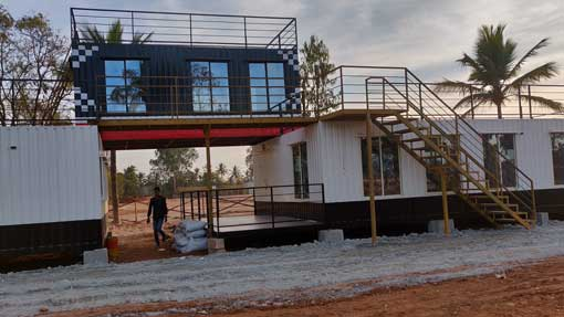 Prefabricated Building in Bangalore