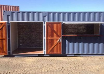 Portable Cabins Manufacturing Contractors