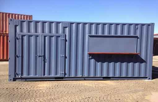 cost effective container house