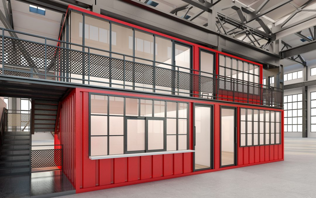 Why You Need to Consider a Container Office